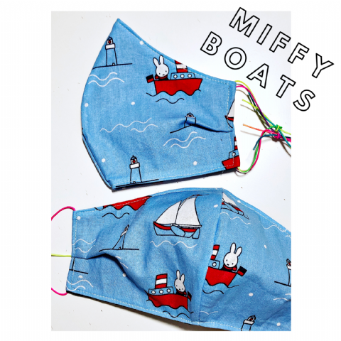 Marty Mask - Miffy Boats